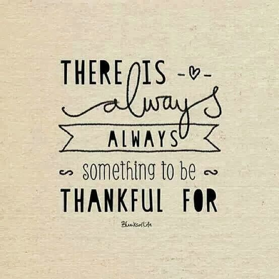 Thanksgiving Instagram Quote