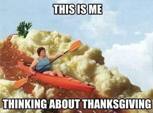 Hilarious Thanksgiving Memes