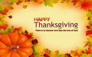 Thanksgiving Whatsapp DP